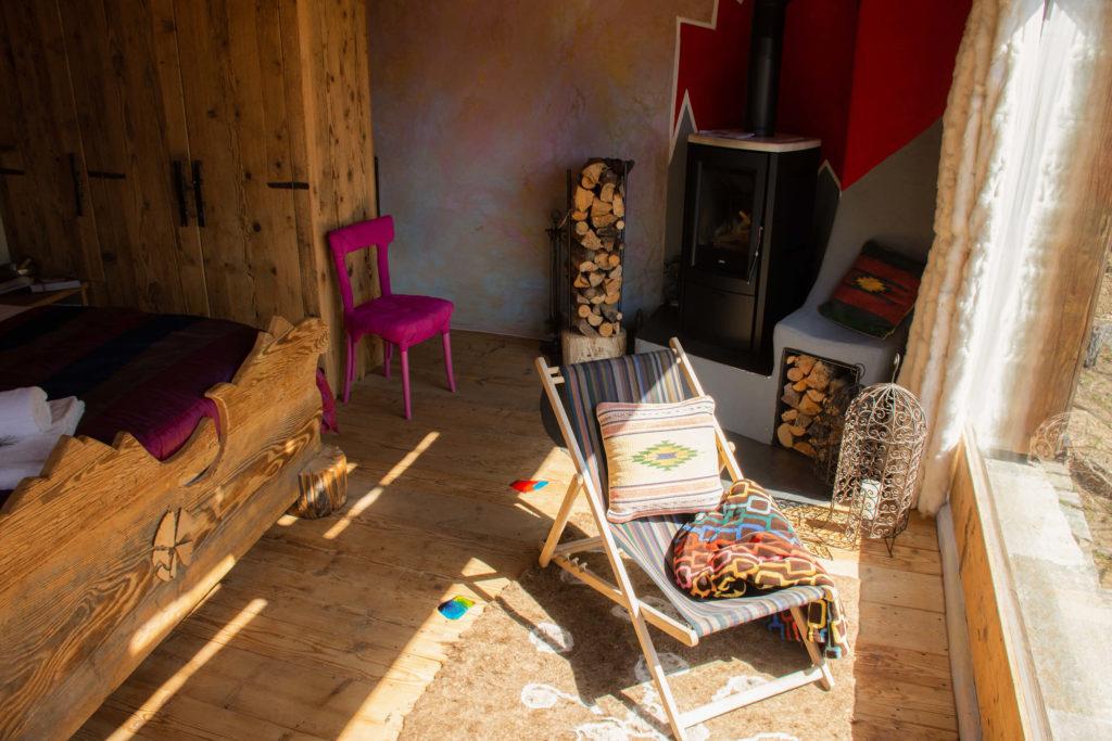 ResAlbert Chalet in Valchiavenna - Atmosfera