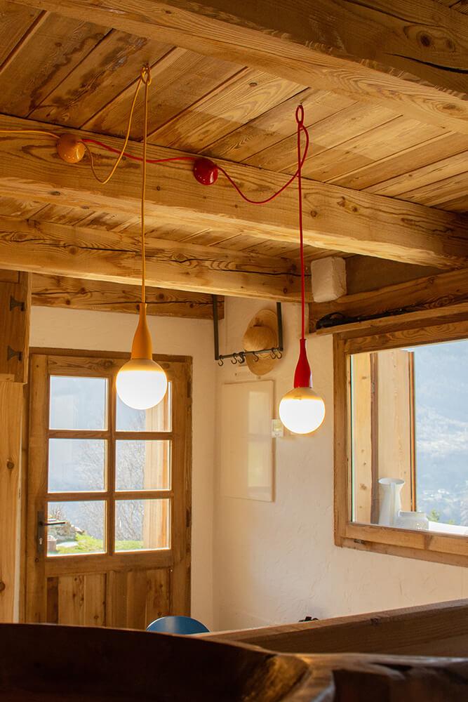 ResAlbert Chalet in Valchiavenna - Panorama